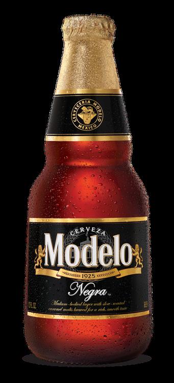 Modelo Negra Mexican Import Beer, 12 pk 12 fl oz Bottles, 5.4% ABV