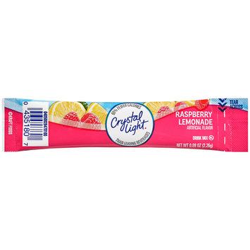 Crystal Light On-The-Go Sugar Free Powdered Raspberry Lemonade Drink Mix
