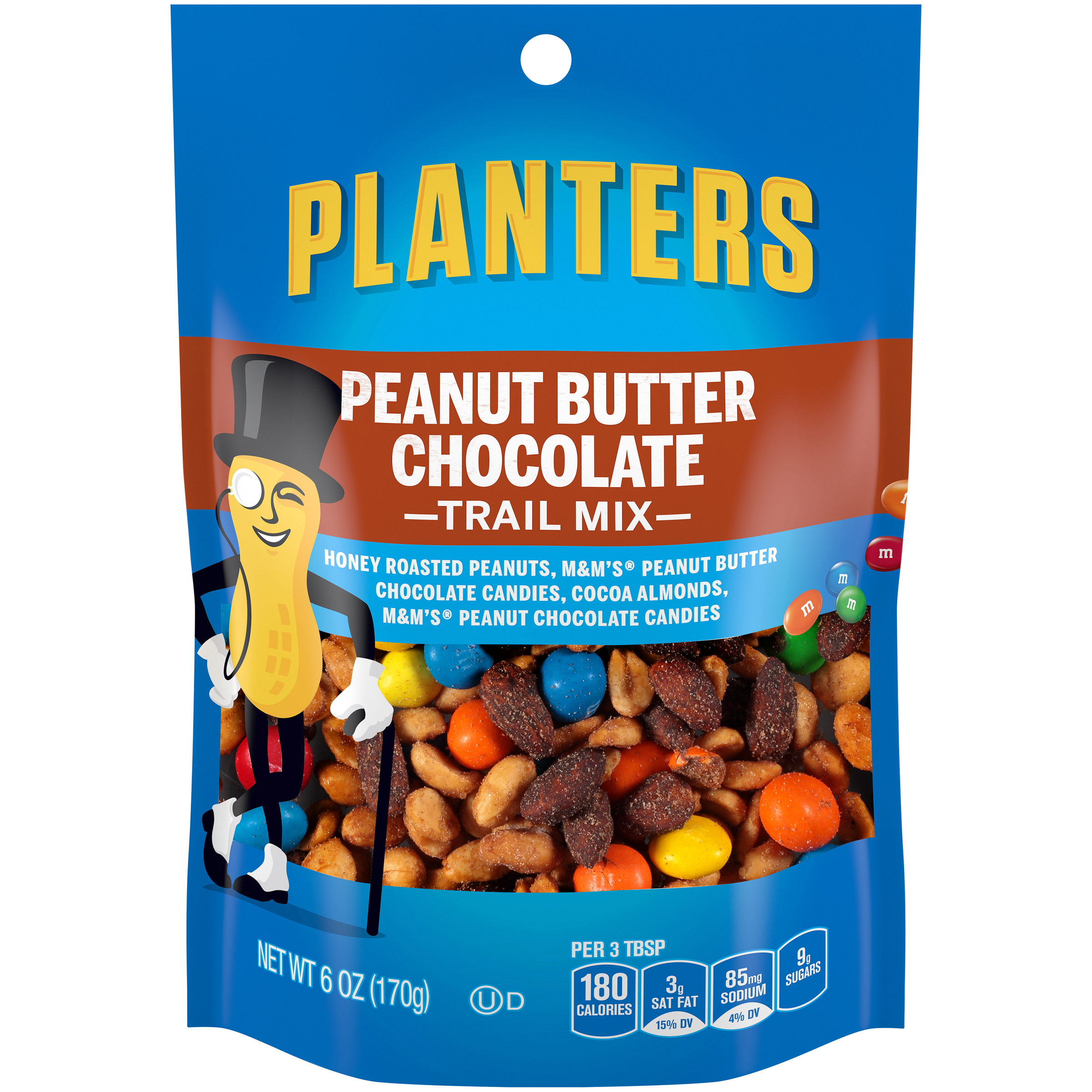 Planters Peanut Butter Chocolate Trail Mix