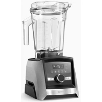Vitamix Ascent A3500 Brushed Stainless Metal Blender