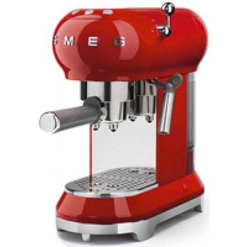 Smeg 50s Retro Style Red Espresso Machine