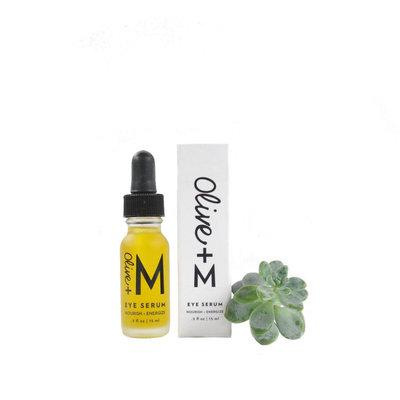 Olive + M Nourish & Energize Eye Serum