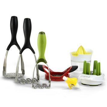 Prepara Kitchen Tools Healthy Food Preparation (7 Piece Set)