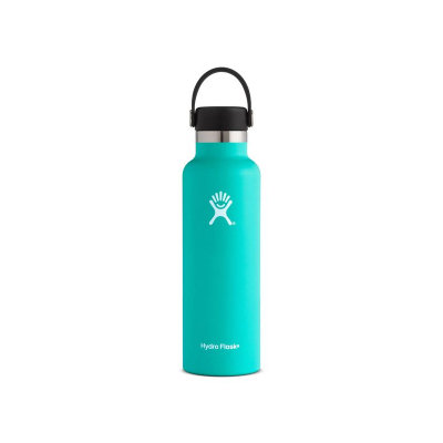 Hydro Flask 21oz Standard Mouth Insulated Bottle with Standard Fle Mint