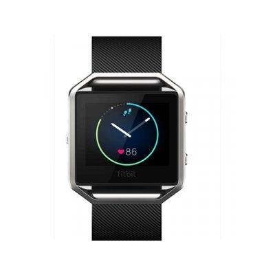 Fitbit - Blaze Smart Fitness Watch (large) - Black