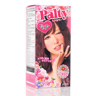 DARIYA - Palty Hair Color (Beauty Mauve) 1 set