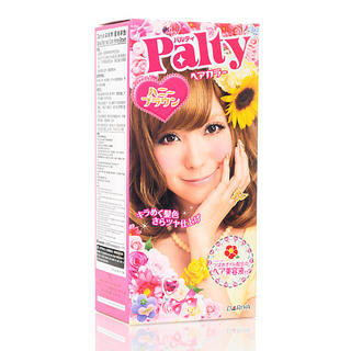 DARIYA - Palty Hair Color (Honey Brown) 1 set