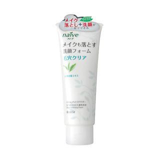 Kracie - Kracie Naive Foaming Facial Cleanser (Green Tea) 150g