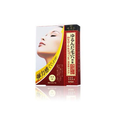 SANA - Ho-Jun-Ki Mask with Royal Jelly 4 pcs