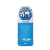 Mandom - Gatsby Deodorant Aqua Ice-Type Cold Citrus (Blue) 160ml