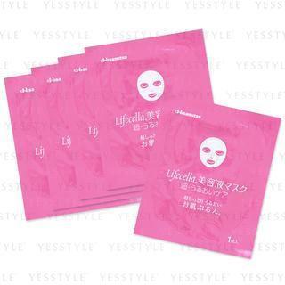 Hisamitsu - Lifecella Essence Sheet Mask Trehalose 5 pcs