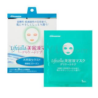 Hisamitsu - Lifecella Ceramide Mask 5 sheets