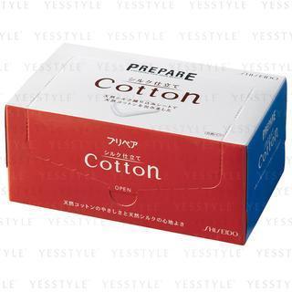 Shiseido Prepare Silk Made Cotton