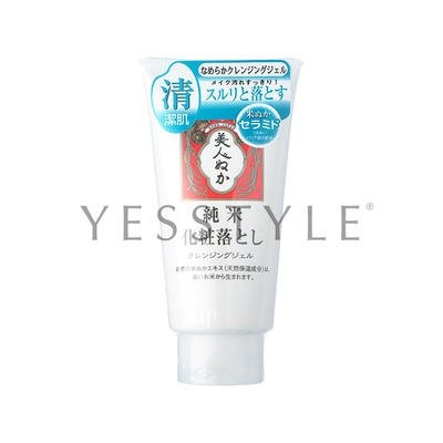 REAL - Pure Rice Makeup Cleansing Gel 150g