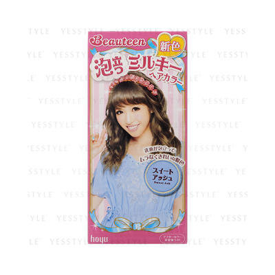 hoyu - Beauteen Bubble Hair Color #Sweet Ash 1 pack