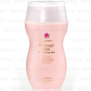Fernanda - Fragrance Moisturizing Massage Milk - Pink Euphoria (Fresh Sweet from Juicy Fruits) 180g