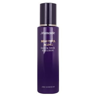 Mamonde Beautiful Aging Face & Neck Emulsion