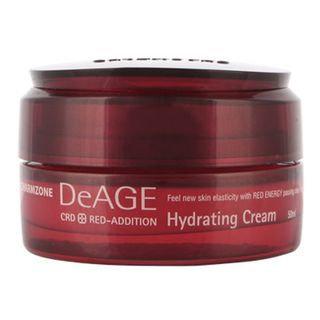 Charm Zone DeAGE Red Addition Hydrating Cream 50ml 50ml