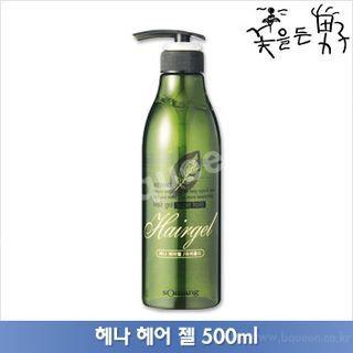 The Flower Men Henna Hair Gel 500ml 500ml