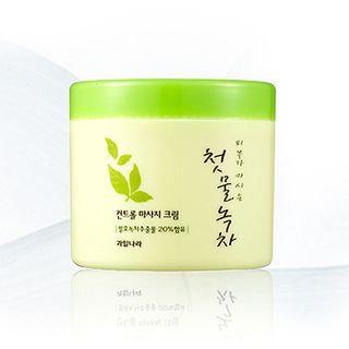 Kwailnara The First Greentea Massage Cream 300ml 300ml