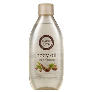 Happy Bath Natural Real Mild Body Oil 250ml 250ml