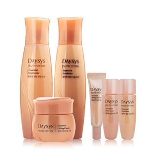 Enprani Daysys Nutri System Set: Skin Toner 200ml + Emulsion 200ml + Skin Toner 30ml + Emulsion 30ml + Serum 10ml 5pcs