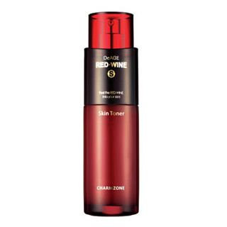 Charm Zone DeAGE RED WINE S Skin Toner 140ml 140ml