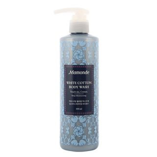 Mamonde White Cotton Body Wash