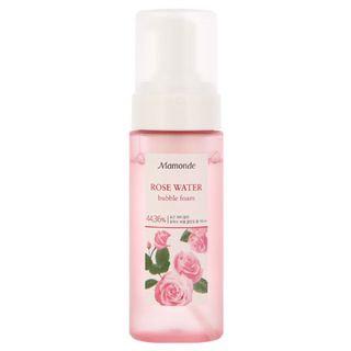 Mamonde Rose Water Bubble Cleansing Foam