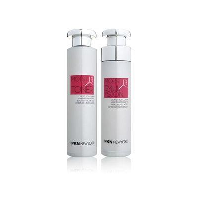 Ipkn Moist 3 Set: Toner 150ml + Emulsion 120ml 2pcs