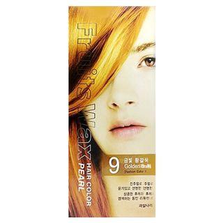 Kwailnara Fruits Wax Hair Color Pearl No. 09