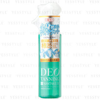 Cosmetex Roland - Medicated DEO Tanning Shower Body Mist 200ml