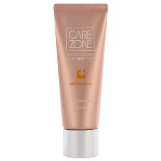 Carezone Doctor Solution A-Cure Sun Cream SPF 42 PA+++ 70ml 70ml