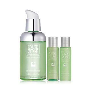 Carezone Doctor Solution P-Cure Set: Essence 45ml + Toner 25ml + Emulsion 25ml 3pcs