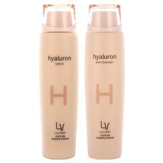 Lacvert LV Hyaluron Set: Skin 220ml + Lotion 220ml 2pcs