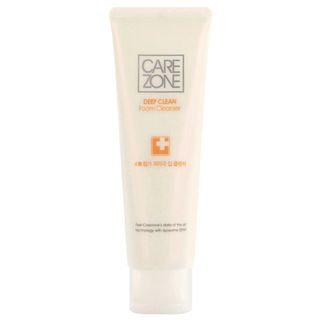 Carezone Deep Clean Foam Cleanser 130ml 130ml