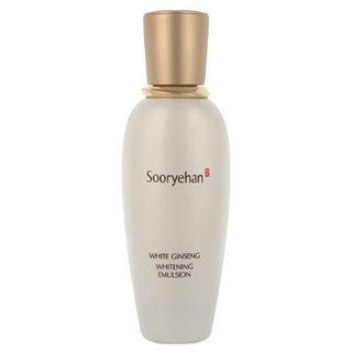 Sooryehan Baek Sam Whitening Emulsion 120ml 120ml