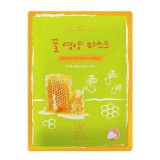 Lacvert LV Real Food Recipe Sheet Mask Honey Nutrition Mask