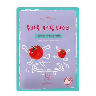 Lacvert LV Real Food Recipe Sheet Mask Tomato Firming Mask
