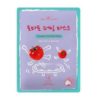 Lacvert LV Real Food Recipe Sheet Mask Tomato Firming Mask