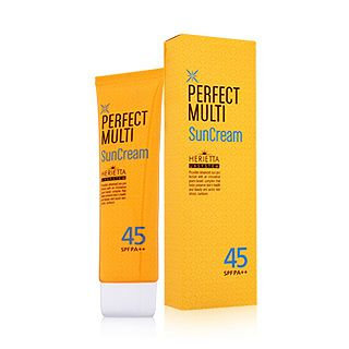 Kwailnara Herietta Perfect Multi Sun Cream SPF 45 PA++ 90g
