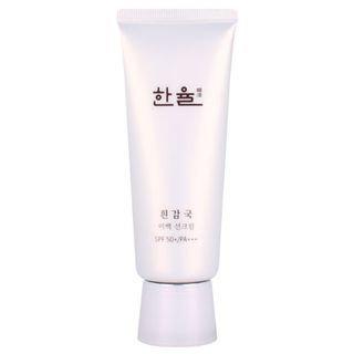 Hanyul Whitening Sun Cream SPF 50+ PA +++ 70ml 70ml