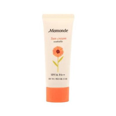 Mamonde Washable Sun Cream SPF 25 PA++