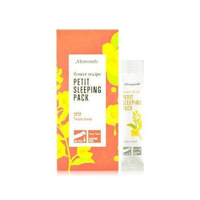 Mamonde Nutrition Petit Sleeping Pack