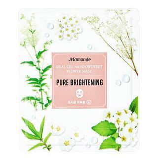Mamonde Dual Gel Pure Brightening Mask Pack