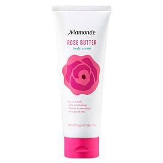 Mamonde Rose Butter Body Cream