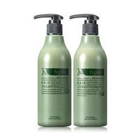 Naturance Fromn Repairing Set: Hair Shampoo 300ml + Hair Conditioner 300ml 2pcs