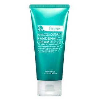 Naturance Fromn Orgenic Hand & Nail Cream 80ml 80ml