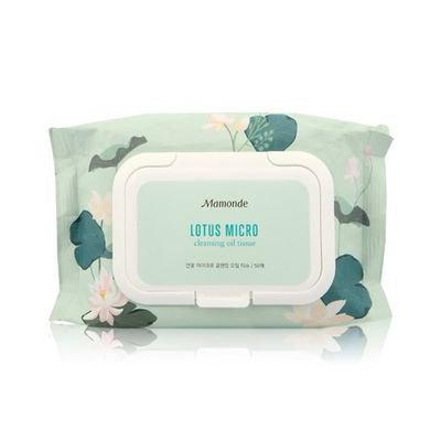 Mamonde Lotus Micro Cleansing Oil Tissue