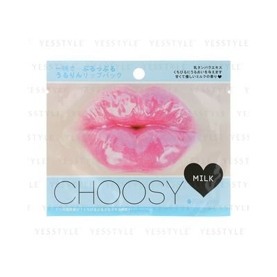 Pure Smile - Choosy Lip Pack (Milk) 5 pcs